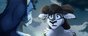Sheep and Wolves GB_Impacted Greyzi by NamyGaga