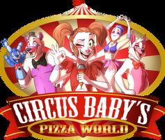 FNAFNG_Circus Baby's Pizza World by NamyGaga