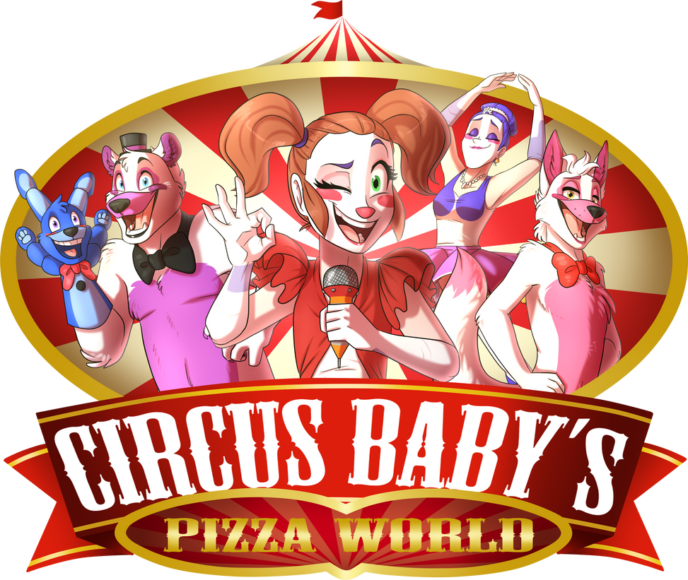 FNAFNG_Circus Baby's Pizza World by NamyGaga on DeviantArt
