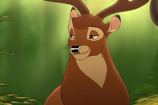 Bambi disposed