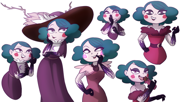 My Waifus pack_Eclipsa Butterfly