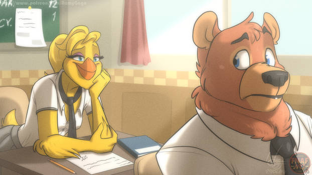 FNAFNG_Stacy's High School