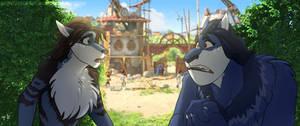 Sheep N' Wolves 2 GB_Teaser 1 by NamyGaga