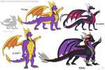 Spyro_My Adult designs