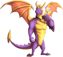 Artisan Spyro and Sparx - Adults