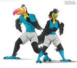 Toucan - My faculty mascot
