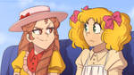 Actual Anime_Candy and Eliza 1