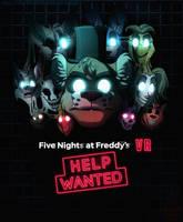 FNAFNG_Help Wanted Teaser by NamyGaga