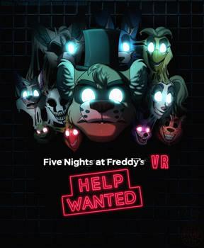 FNAFNG_Help Wanted Teaser