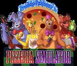 FNAFNG_Pizzeria Simulator by NamyGaga