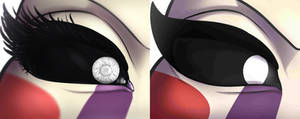 FNAFNG_Marionette's eye | Huawei / Not Huawei by NamyGaga