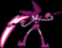 Spinel holding Gem Rejuvenator