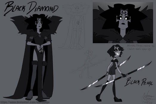 SU Black Diamond Design