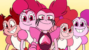 SU AU - Spinel's Gang Thumbnail