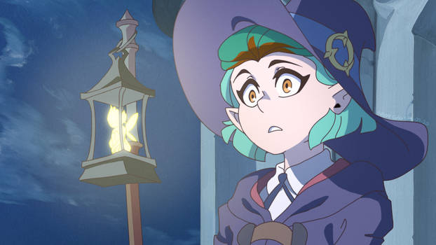 Little Owl Witch Academia 2