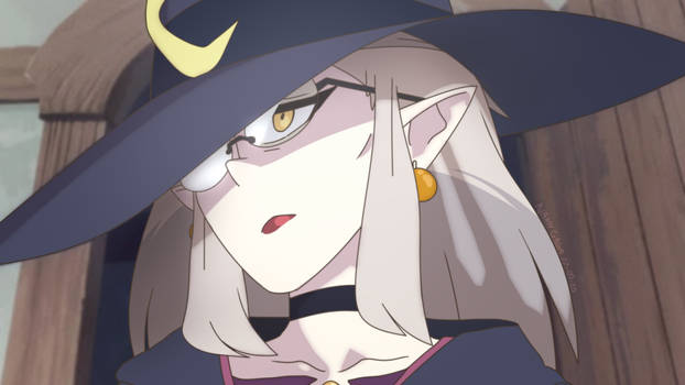 Little Owl Witch Academia 3
