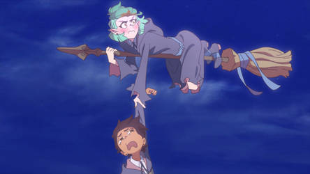 Little Owl Witch Academia 6