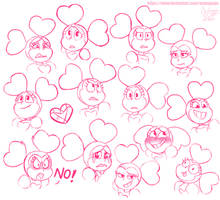 SU AU - Spinel 1.0 doodles