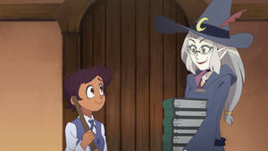 Little Owl Witch Academia 11