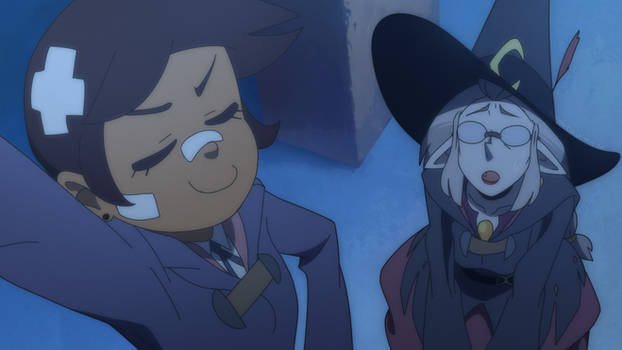 Little Owl Witch Academia 13
