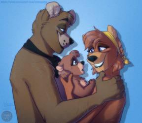 FNAFNG_The Little Beartha