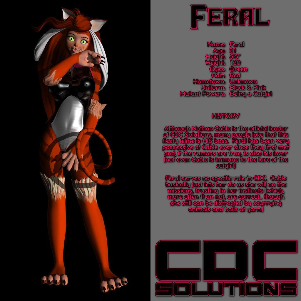 Feral - CDC EX by Sailmaster-Seion on DeviantArt