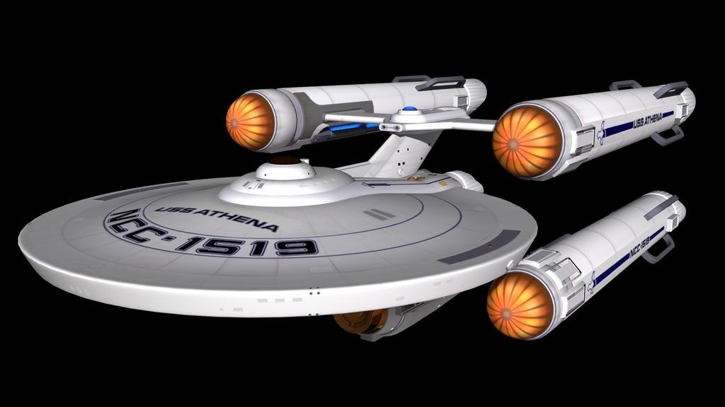USS Athena by Sailmaster-Seion