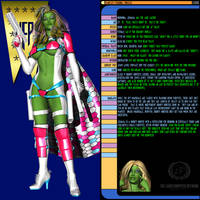 Trek Profiles - Jemaxa by Sailmaster-Seion