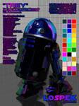 LoSpek Astromechs - Trey