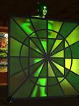 Shulkie Under Glass
