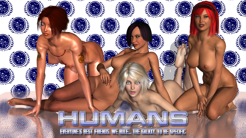 Humans - We Rule by Sailmaster-Seion
