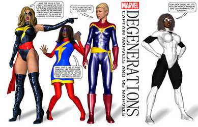 Marvel Degenerations by Sailmaster-Seion