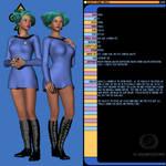 Trek Profiles - Lt (JG) Ashari