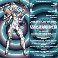 X-Men Profiles - Spiral by Sailmaster-Seion