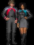 New Uniforms Take 3