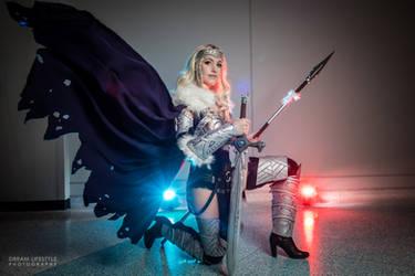 Valkyrie, Thor by Bamz-OSully