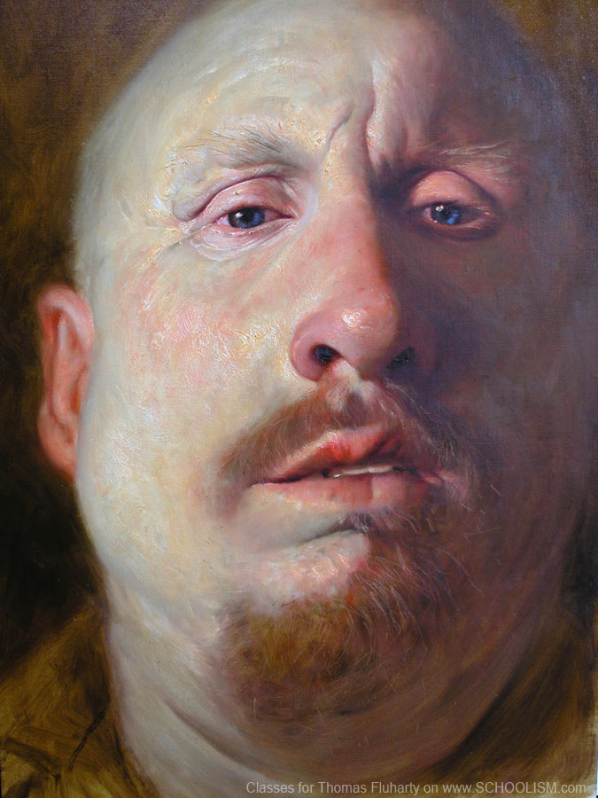 Bice Portrait Final by tomfluharty