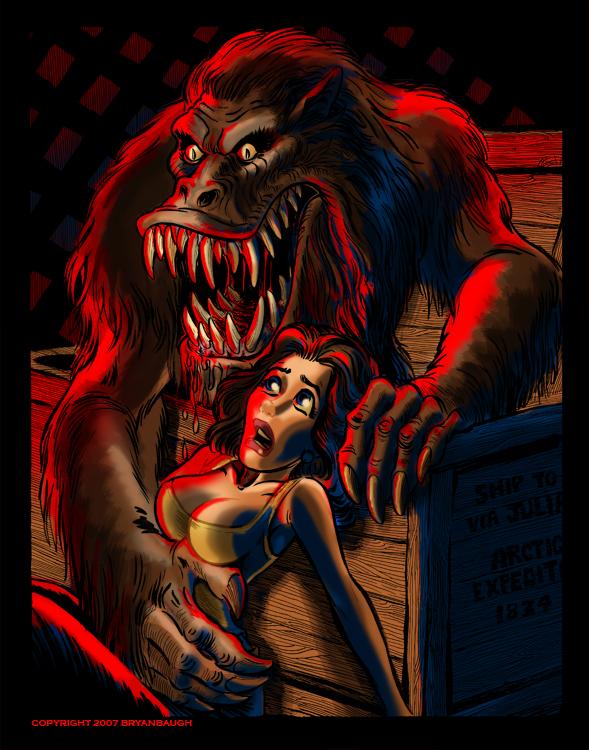 Download IDeviant Monstersandmaidens Creepshow The