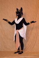 Female Anubis by temperance
