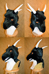 Hyshaji Dragon Head by temperance