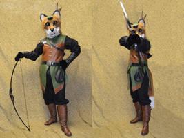 Robin Hood by temperance