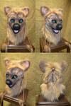 New Eden Hyena Head