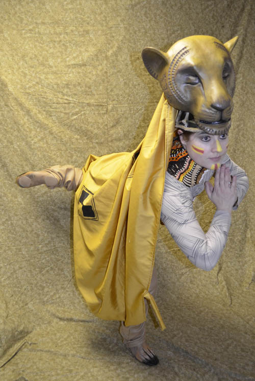 Lioness - Lion King Musical #2 by temperance