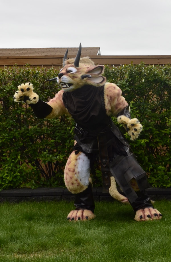 Guild Wars 2 - Charr 2 by temperance