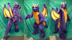 Saber Dragon by temperance