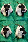 Gregory Goat Head