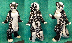 Ikani the Leopard by temperance