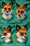 Fox Partial Head