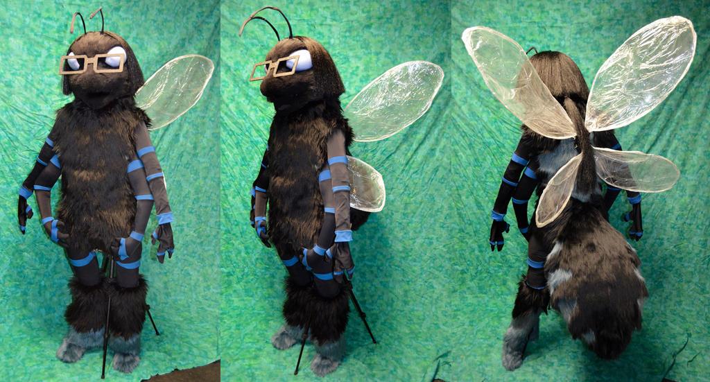 Hakul the Cuckoo Bee by temperance