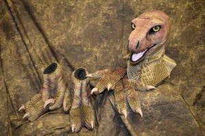 Raptor Partial by temperance